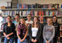 Verstärkung für die Schülerbücherei