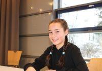 Linda Quauka gewinnt Vorlesewettbewerb – Herzlichen Glückwunsch!