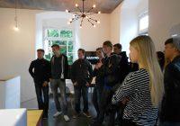 Workshop in der Werbeagentur Buschtrommel
