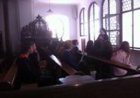 Klostertag der Achtklässler