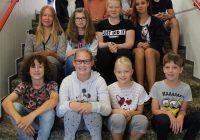 Unsere Klassensprecher 2018/19