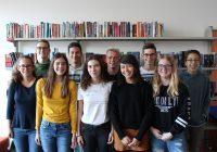 Ein starkes Team für die Schülerbücherei