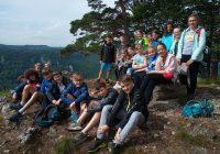 Die Wilden auf der Wildenstein: Klasse 6 im Schullandheim