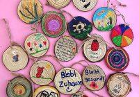 Holztaler-Aktion der Schulsozialarbeit